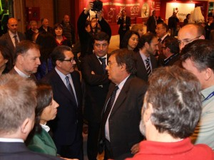22.03.11 - DEX IBÉRICA participa en la décima edición de FIMA Ganadera - 2