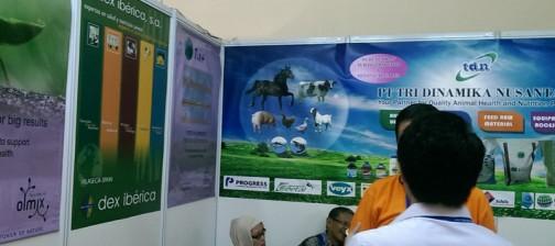 20.06.14 - Dex Ibérica  en exposición Indo Livestock